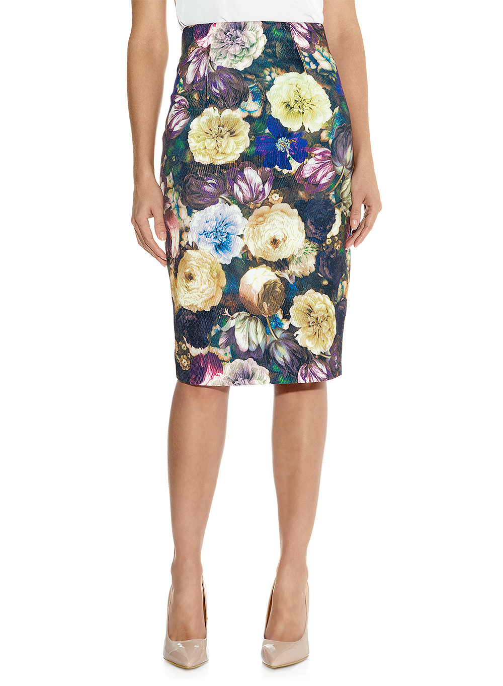 Darling Layla Pencil Skirt DS14W325 at darlingclothes.com