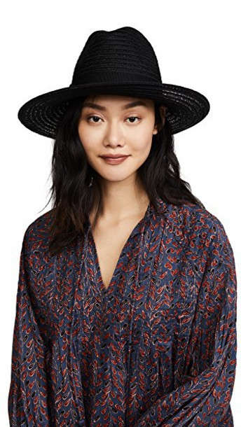 Eugenia Kim hat fedora black
