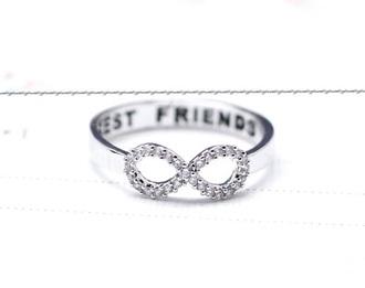 belt infinety ring please