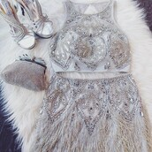 dress,silver homecoming dresses,new arrival homecoming dress,homecoming dress,short homecoming dress,sexy homecoming dresses,2 pieces homecoming dresses,2 piece homecoming dress,beading homecoming dress,homecoming dress beads,white beaded homecoming dresses,2016 short homecoming dresses,prom dresses for women,formal party dresses for women,birthday party dresses for girls,prom dresses for girls,short party dresses,sexy party dress blue,sexy party dresses