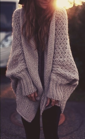 winter outfits winter sweater black leggings sweater greys oversize sweater