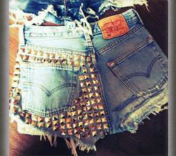 shorts swag jolie mignon