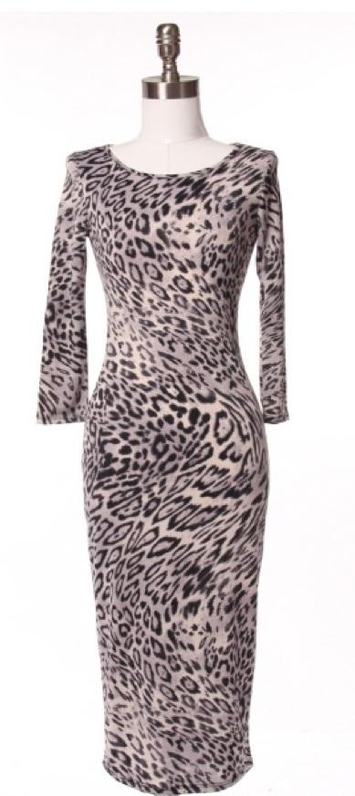 Ladies Love Leopard  / Precious Metalz