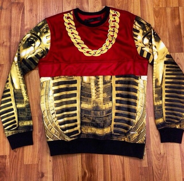 shirt designer gold style fashion sweater black leather menswear menswear 5339feb3f