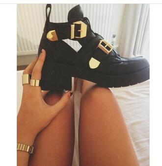 jewels gold ring luxury ring shoes