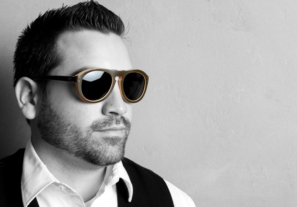 Wood Designer Sunglasses Eyeglasses - Siempre Verde Eyewear