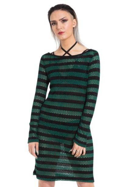 dress green dress jawbreaker