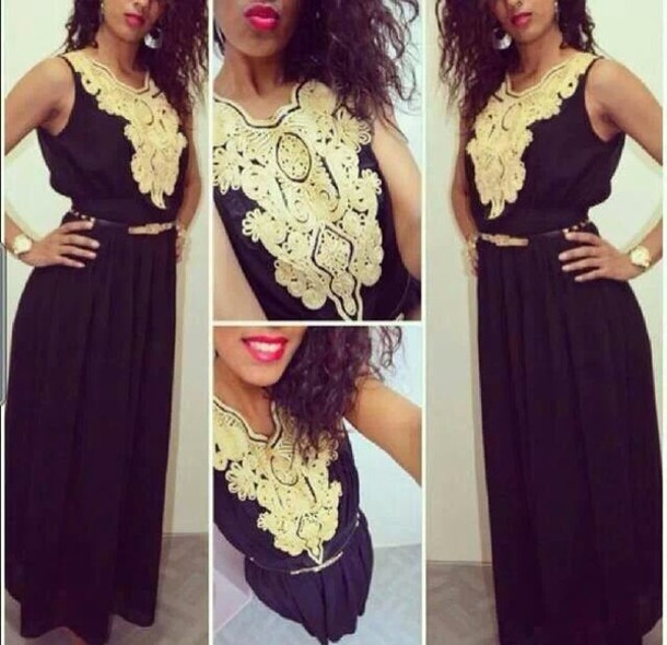 dress shoes or dress arabian dress black dress long dress