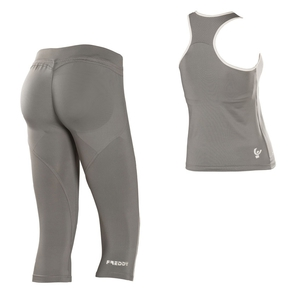 Fitnesslifestyle - WR.UP Sport -Grey