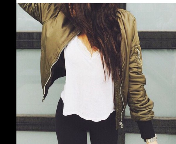 jacket olive green coat green summer