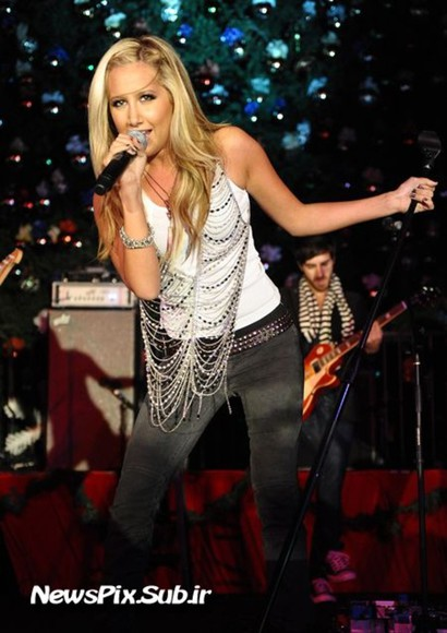 ashley tisdale jewels pants jewelry silver