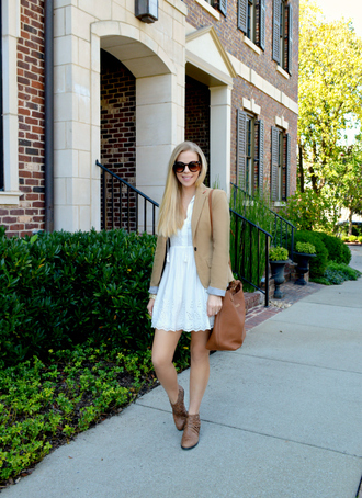 fash boulevard blogger shoes dress jacket sunglasses jewels bag fall outfits shoulder bag blazer