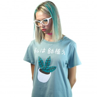 t-shirt fashion trendy cool green casual style spring boogzel