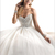 Buy 2014 Beautiful Ball Gown Princess Sweetheart with Diamond Decoration Wedding Dress Online Cheap Prices