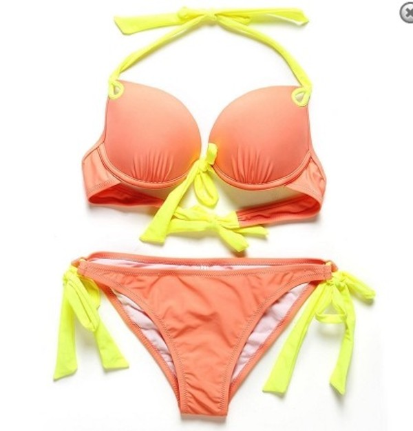 swimwear peach peachy peachy pink peach swimsuit peachy pink swimwear