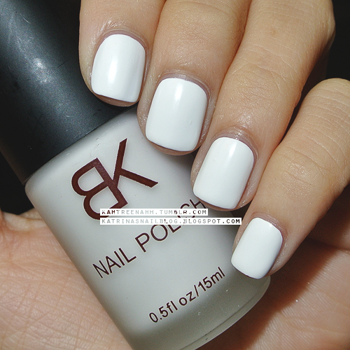 $14.36 White Color Matt Dull Polish Nail Enamel Nail Art Polish #16 - BornPrettyStore.com