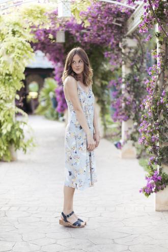 love of cloth blogger summer dress asos