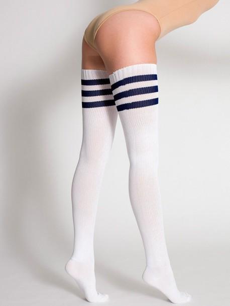 7559e0a80f474 swimwear, long socks, thigh highs, knee high socks, tube sock, socks ...