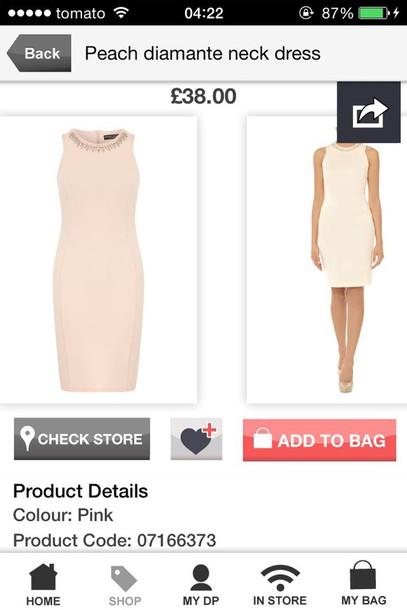 dress pastel dress pencil dress pink dress