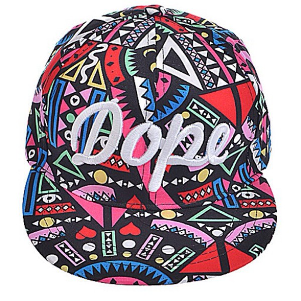 dope shit dope hats aztec print .