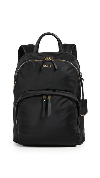 Tumi Dori Backpack in black