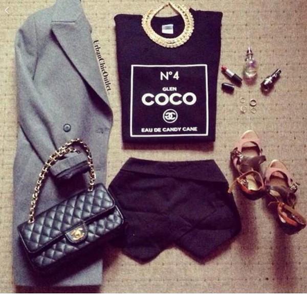 shirt mean girls glencoco chanel t-shirt top dress