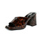 Jeffrey campbell suzuci block heel sandals