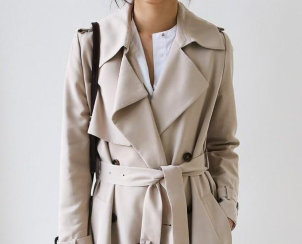 de678939cba97 coat jack wills hugo boss trench coat beige coat double breasted jacket