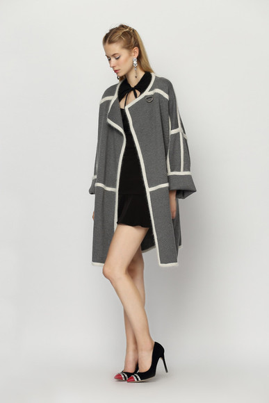 style lookbook i4out look streetstyle parka coat woollen coat trench coat