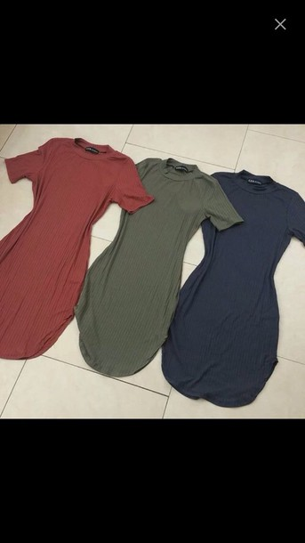 408d6895 dress red dress olive green blue dress blue red green pretty dope fashion  outfit style ripped