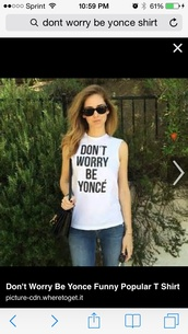 romper,don't worry be yonce,quote on it,t-shirt