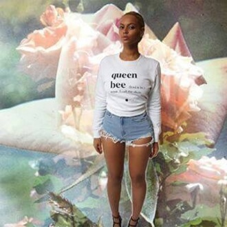 clothes top white sweater cute top beyonce mini shorts sweater shorts casual