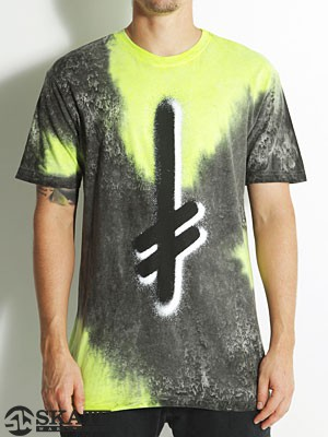 Deathwish Gang Logo Tie Dye T-Shirt