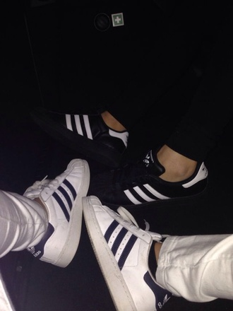 shoes black and white grunge indie pale pale grunge all black everything adidas