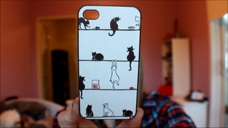 bag phone cover jewels cats lovethis funny swag
