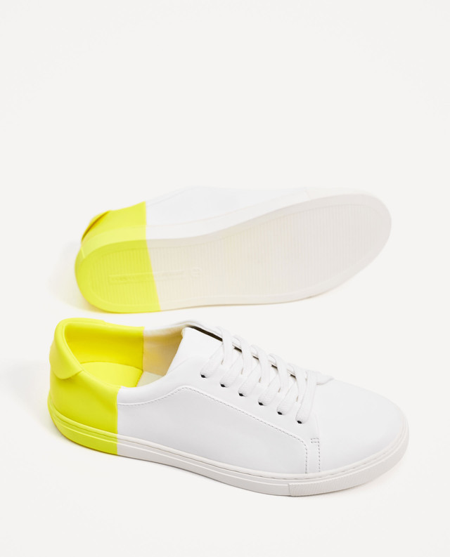 how to keep white shoes clean forever