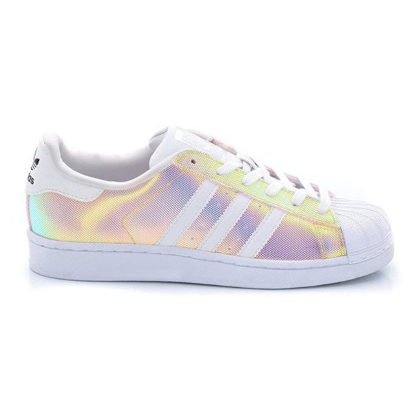 shoes grunge holographic superstar adidas adidas. Black Bedroom Furniture Sets. Home Design Ideas