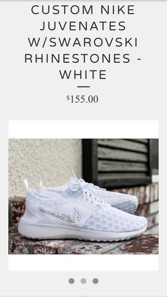 shoes white juvanents nike roshe runs sneakers
