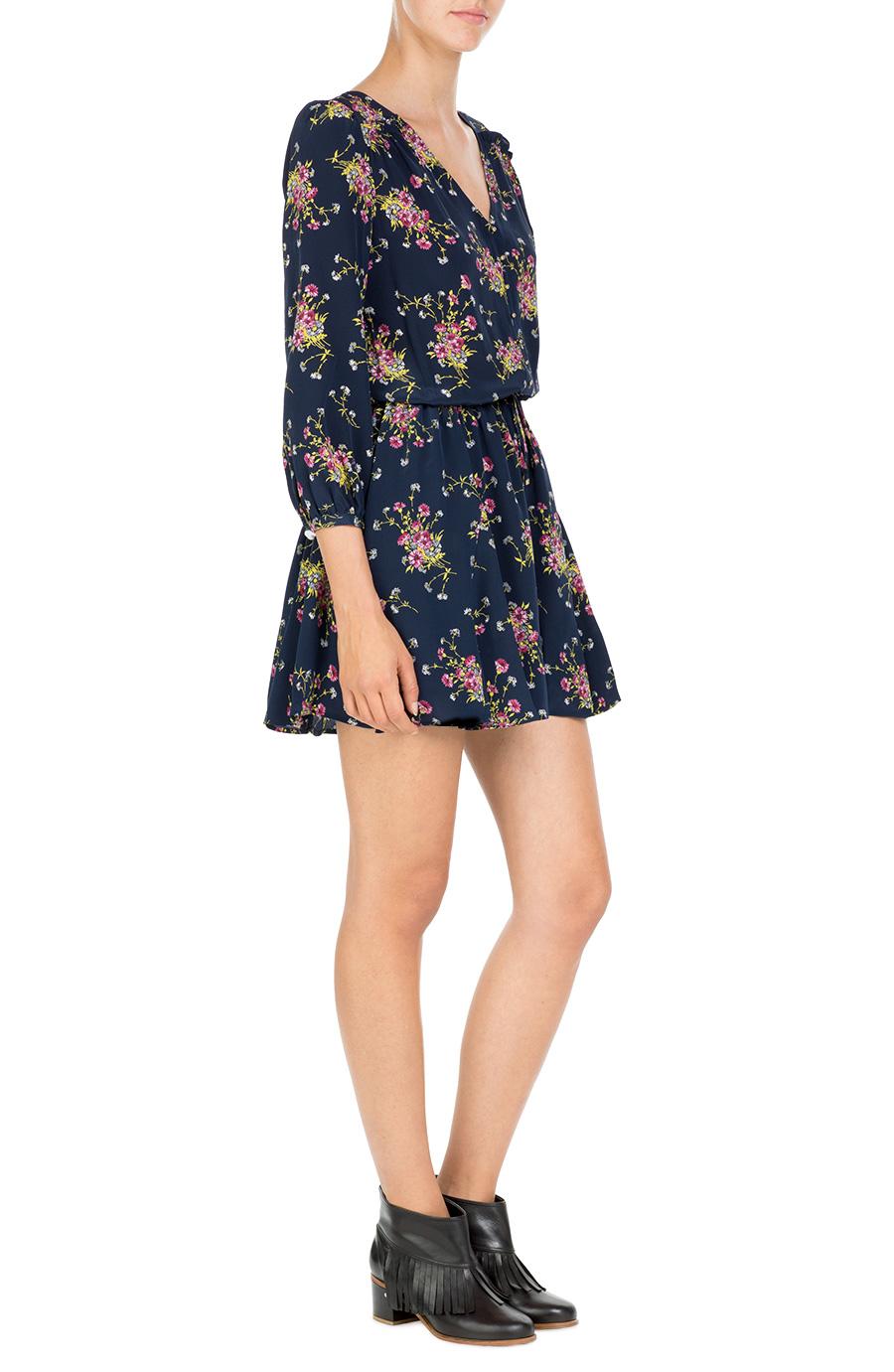 Juicy Couture - Silk Floral Dress 11d9c1cd3
