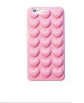 phone cover,girly,pink,iphone cover,iphone case,iphone,pastel phone case,heart