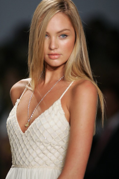 white jewels dress candice swanepoel white dress glitter dress glitter