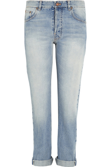 The Row | Ashland mid-rise slim jeans | NET-A-PORTER.COM