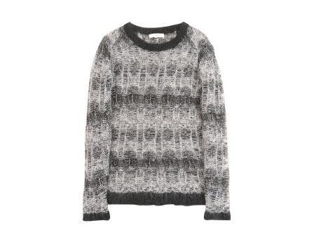 Rapha Sweater - Black and white sweat - Gray - Sweaters - Women - IRO