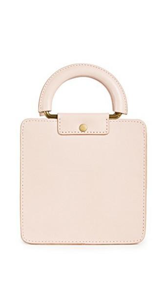 Madewell cross bag blush