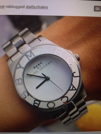 white jewels marc jacobs marc by marc jacobs while