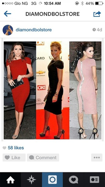 dress dresss body con