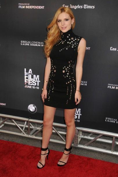 Dress Bella Thorne Sandals