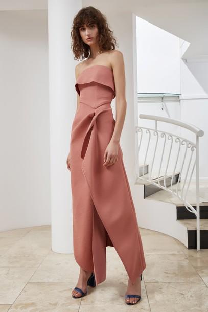 C/MEO COLLECTIVE dress maxi dress maxi