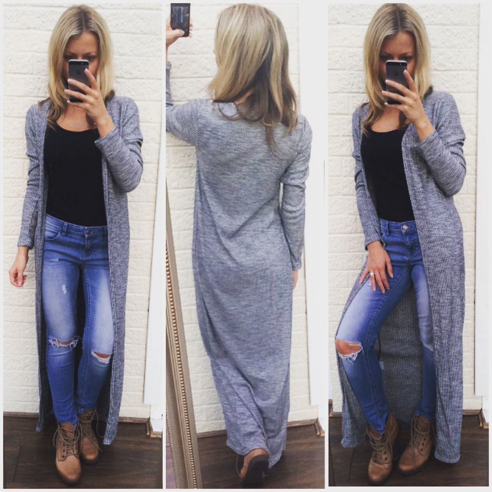 Oversized Long Sleeves Maxi Open Front Cardigan Drape Cape Jacket ...
