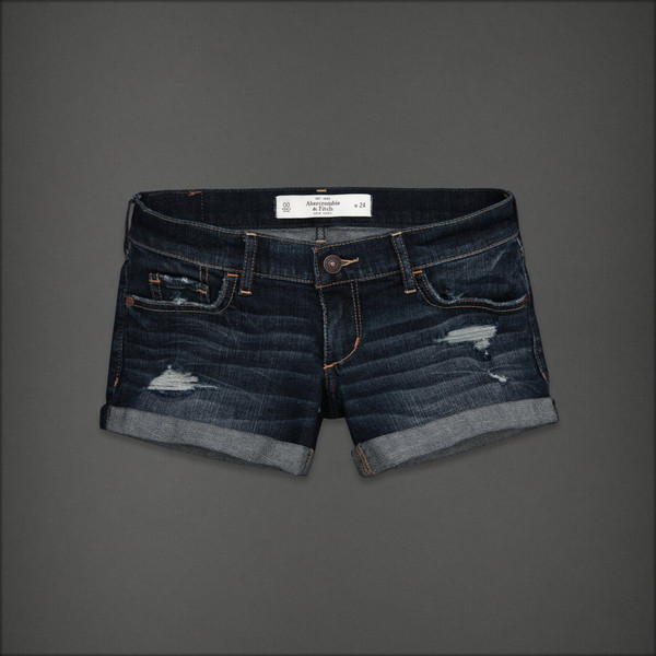 Abercrombie & Fitch Jane Shorts - Polyvore